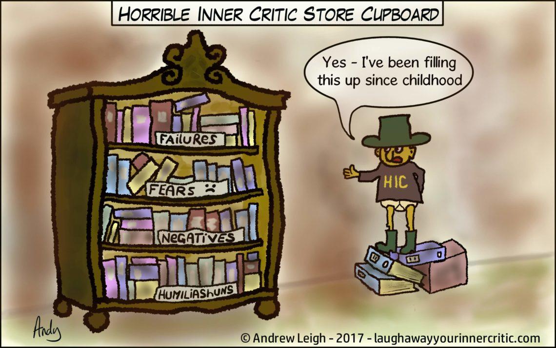 The Inner Critic's Surprising Origin
