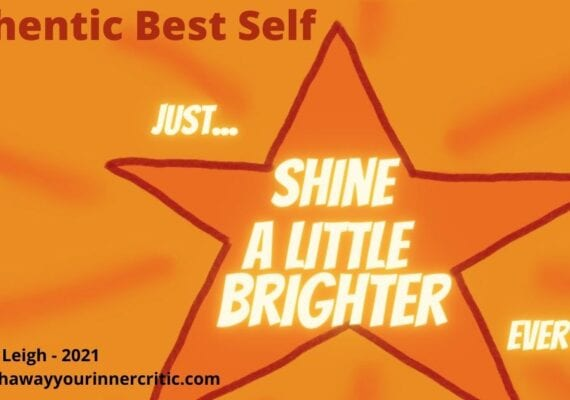 Authentic Best Self: Shine Brighter